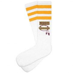 Morris Cheer socks 2