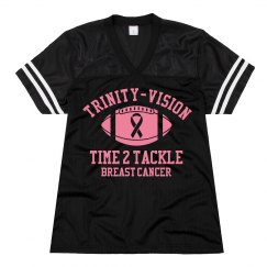 TVPA BREAST CANCER JERSEY