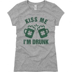 Funny St Pattys Day Drunk Shirts