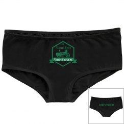 nwo booty shorts