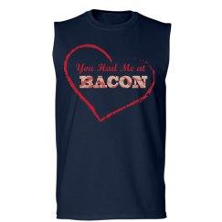 You Had Me At Bacon Tank