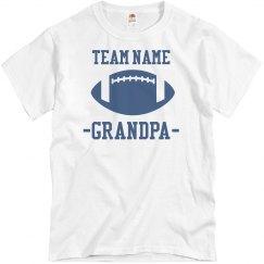 Proud Football Grandpa