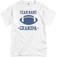 Proud Football Grandpa