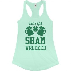 St. Pat's Shamwrecked Girl