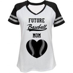 Furture Baseball Mom