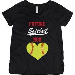 Future Softball Mom