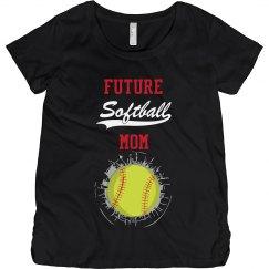 Future Softball Mom