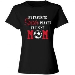 Soccer Mom - Favorite Player