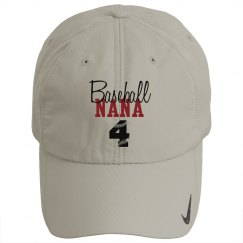 Baseball Nana - Hat