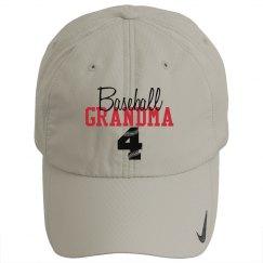 Baseball Grandma - Hat