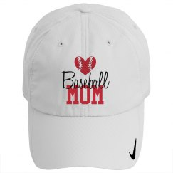 Baseball Mom - hat
