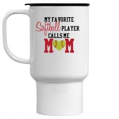 Favorite Softball Player - Cup