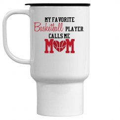 Favorite Basketball Player - cup