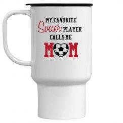 Fovorite Soccer Player - cup