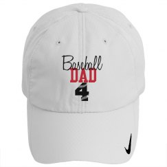 Baseball Dad - Hat