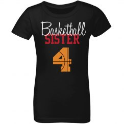 Basketball Sister - enter #