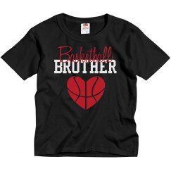 Basketball Brother - Heart