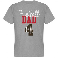 Football Dad - Enter number