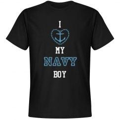 Love my Navy Boy