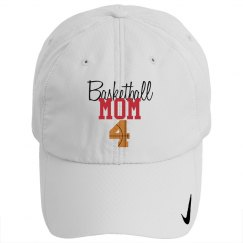 Basketball Mom - enter number - HAT