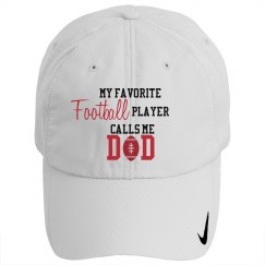 Football Dad - Favorite player - HAT