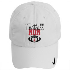 Football Mom - Enter number - HAT