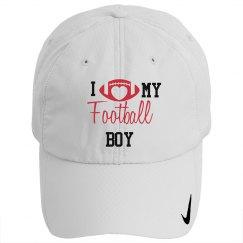 Football - Love my boy - HAT