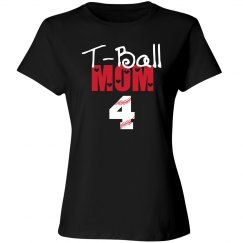 T-Ball Mom - enter number