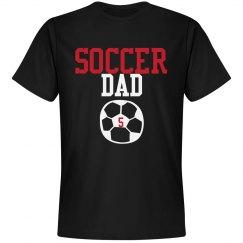 Soccer Dad - enter number on front