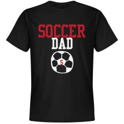 Soccer Dad - enter number on front