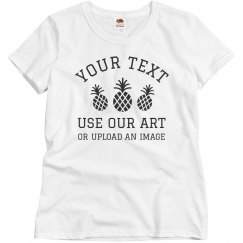 Personalized Shirts For Groups