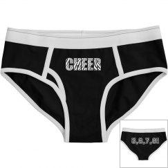 5,6,7,8! Underwear