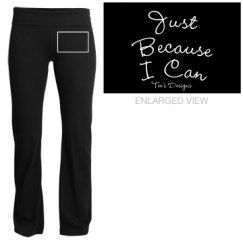 Tee's Designs Sweat Pants