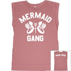 Custom Mermaid Gang
