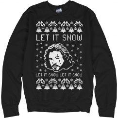Funny Let It Snow Jon Snow
