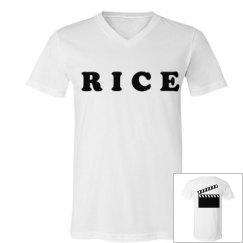 RICE V-NECK MEN