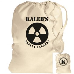 KALEB. Laundry bag