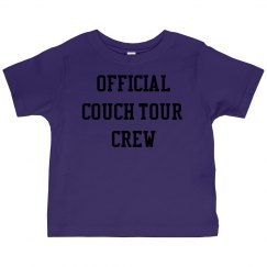 Purple Toddler Crew