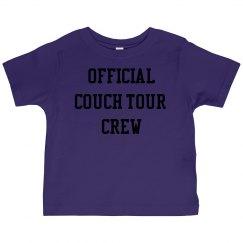 Purple Toddler Crew