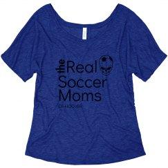 Hoover Hottie Soccer Mom Flowy
