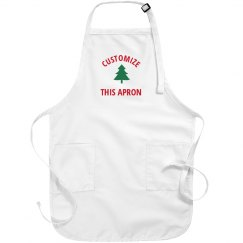 Personalized Christmas Gift Aprons