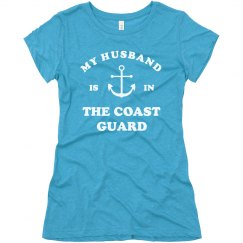 My Husband Is In the Coast Guard