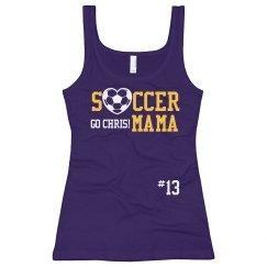 Proud Sports Soccer Mom