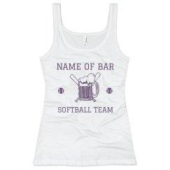 Custom Softball Team Name