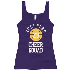 Custom Name's Cheer Squad