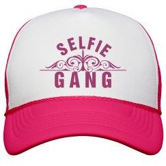 SELFIE GANG CAP