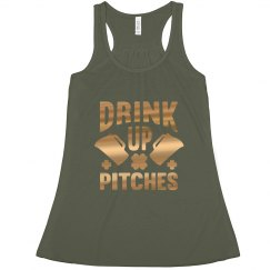Metallic Drink Up Pitches