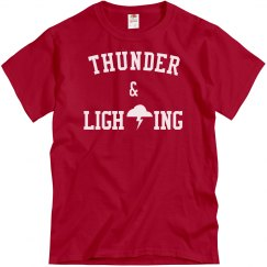 Thunder & lighting