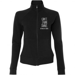 Can't.  I Have Dance. Jacket