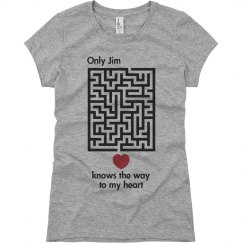 Only Jim Knows The Way